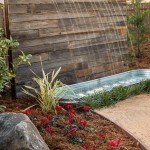 DIY Water Fountain Wall