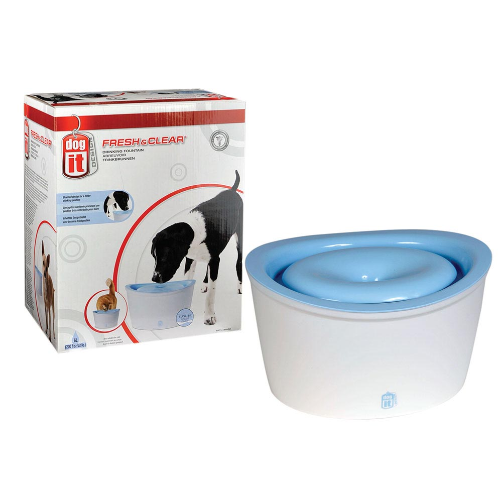 Dogit Large Drinking Fountain for Dogs