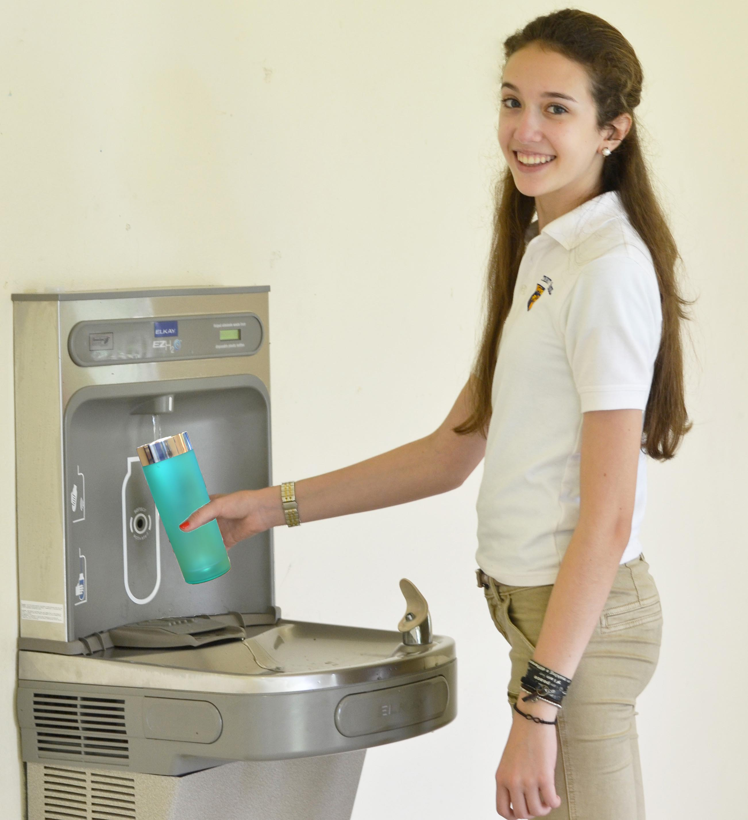 Water fountains schools - Eco Friendly Water Fountains For Schools