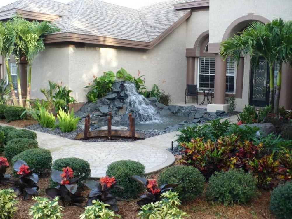 Fountain for Front Yard