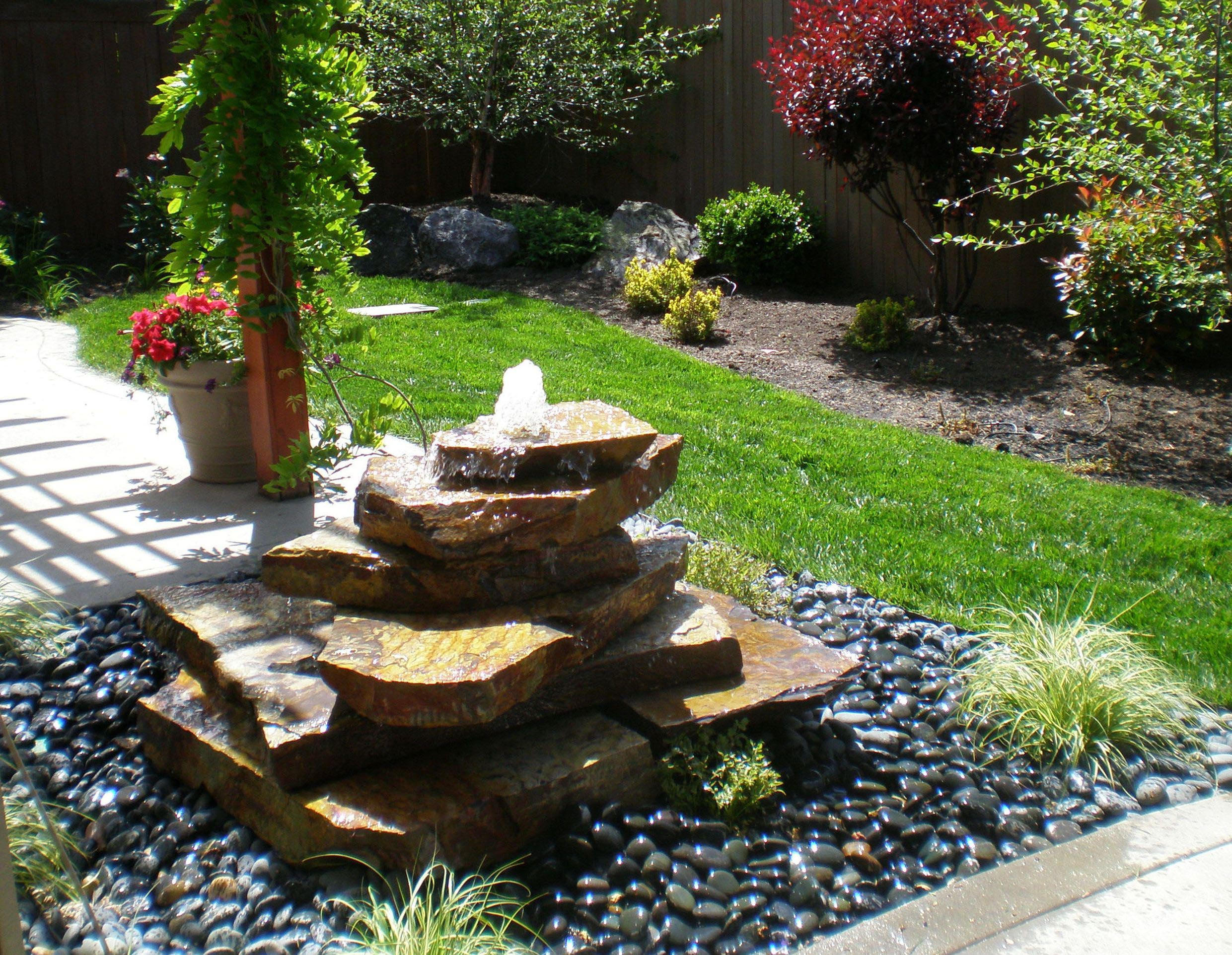 fountain for garden