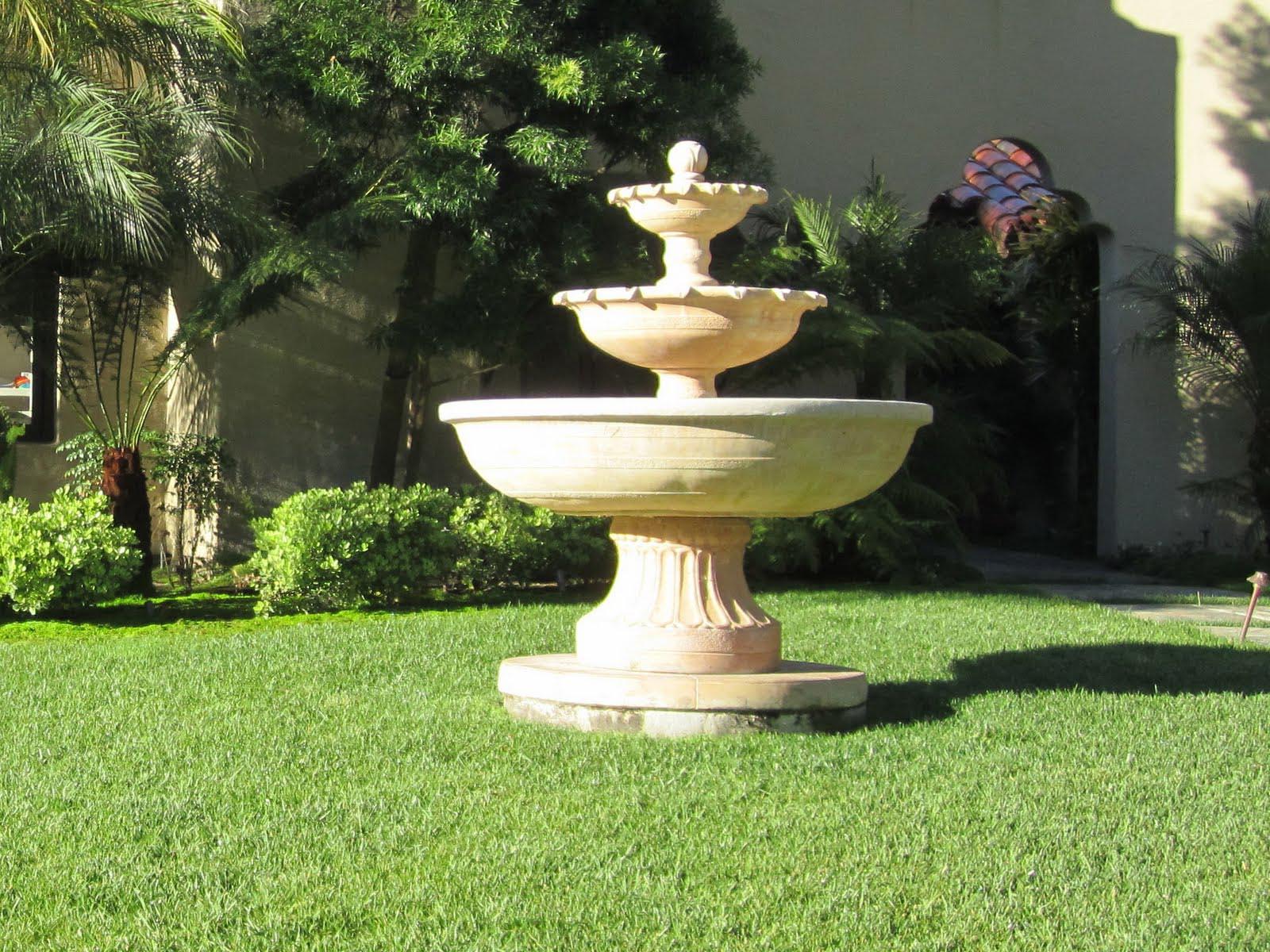 Fountain for Yard