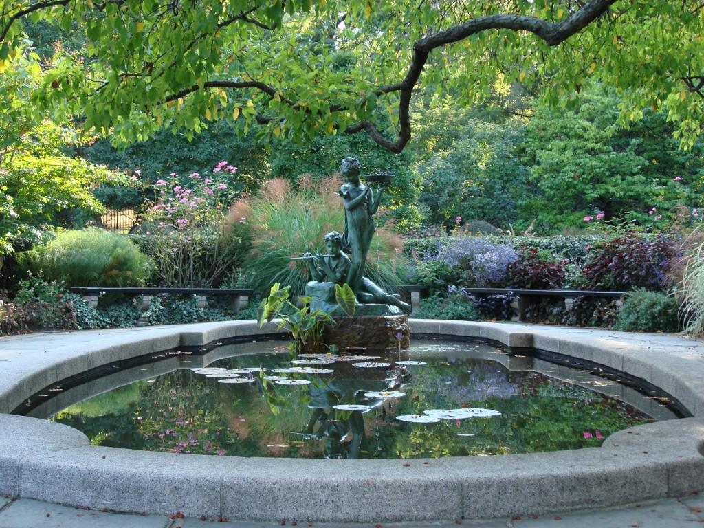 Fountain Garden Sunderland