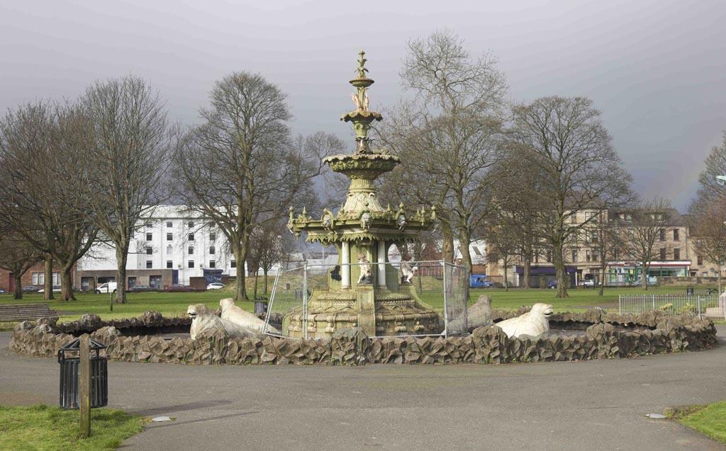 Fountain Gardens Paisley