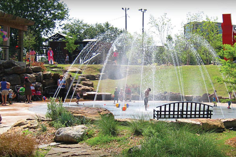 Fountain Little Rock
