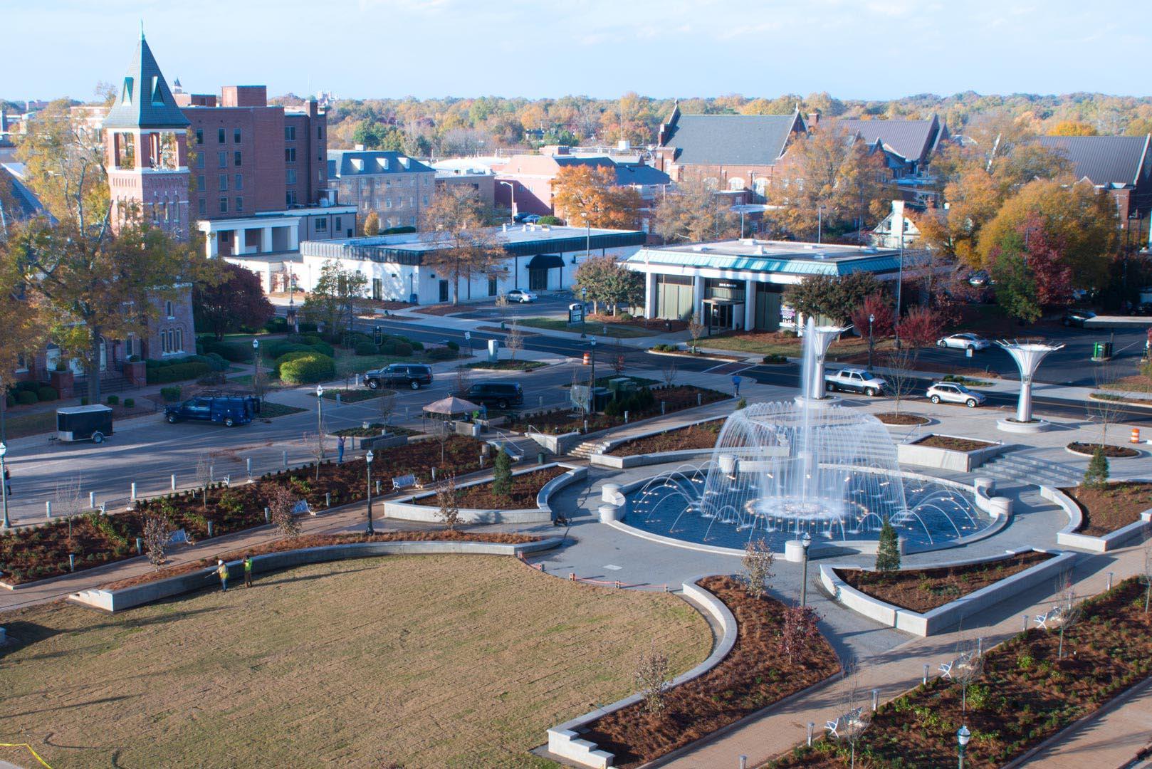 Fountain Park Rock Hill