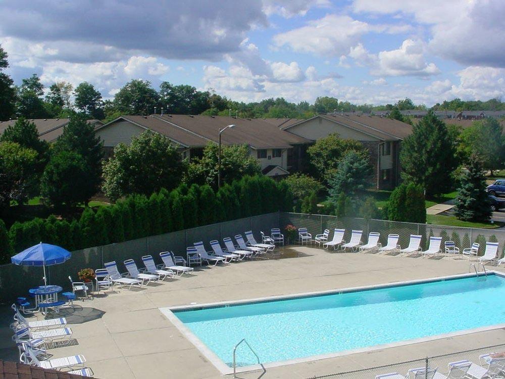 Fountain Park Swimming Pool