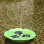 Fountain Solar Pump