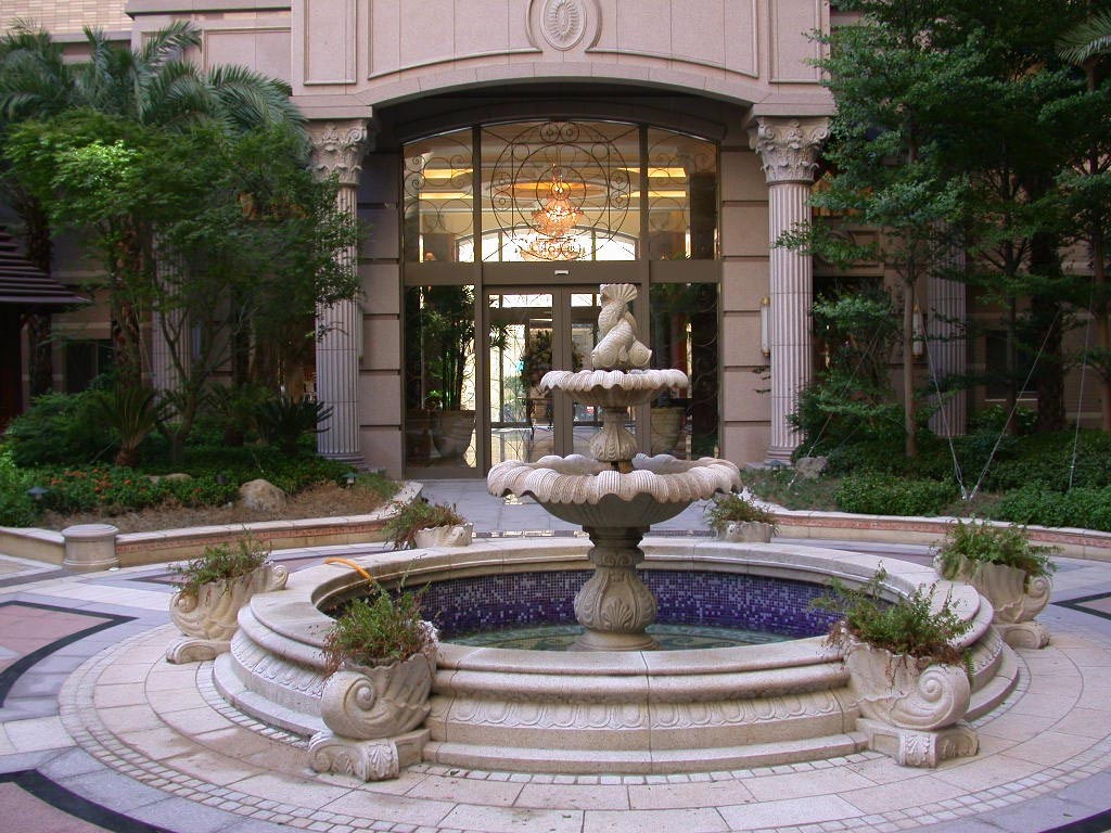 Fountains for Patio