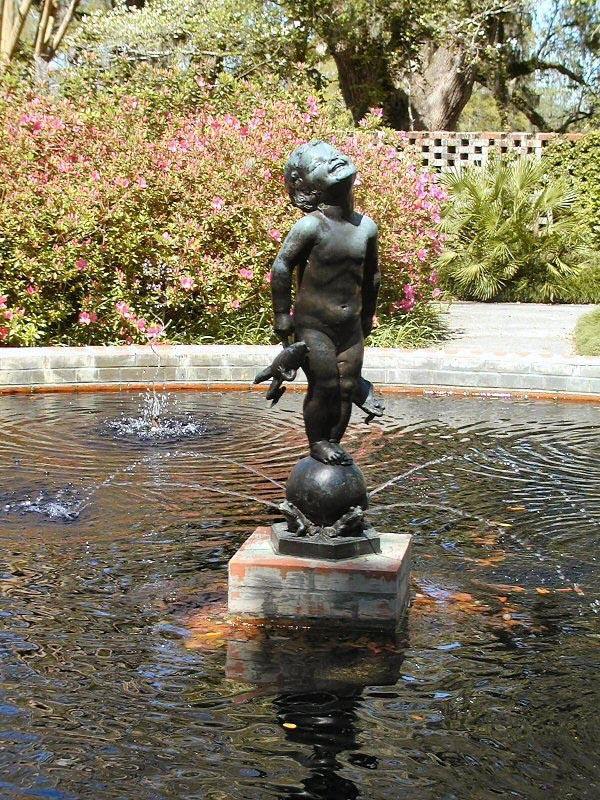 Frog Baby Fountain