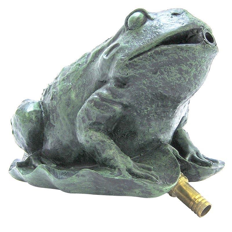 Frog Fountain Solar
