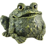 Frog Fountain Spitter