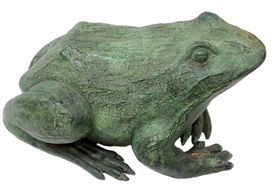 Frog Spitter Fountain