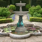 Garden Fountain Design