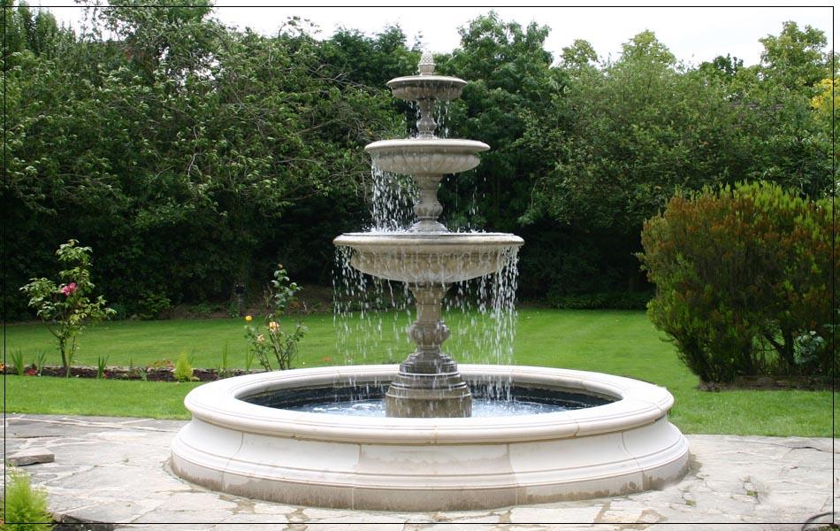 Garden Fountain Images