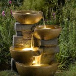 Garden Fountain Supplies