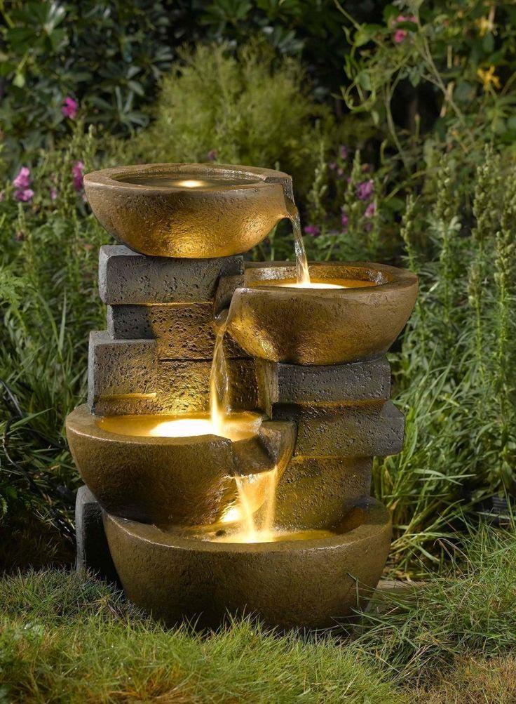 Garden Fountain Supplies