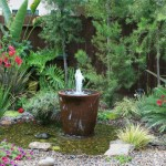 Garden Fountains DIY