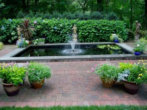 Garden Pond Fountains