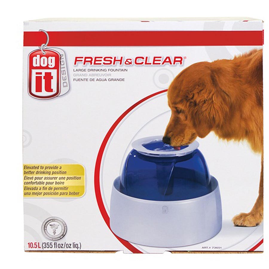Hagen Dogit Drinking Fountain for Dogs