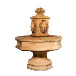 Henri Studio Classic Lion Fountain