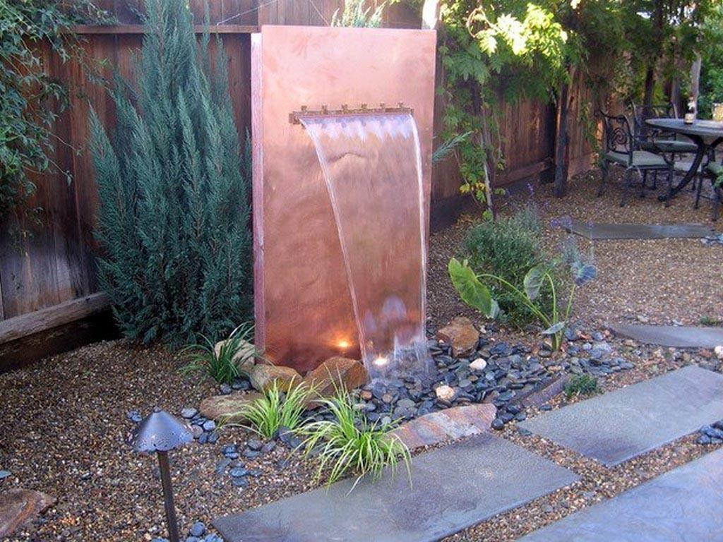 How to Build a Backyard Water Fountain