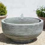 How to Make a Concrete Fountain