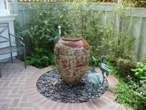 How to Make a Patio Fountain