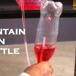 How to Make a Water Fountain for a School Project