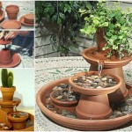 How to Make Water Fountains for Gardens