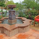 How to Paint a Concrete Water Fountain