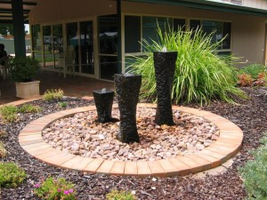 Ideas for Water Fountains in Landscapes
