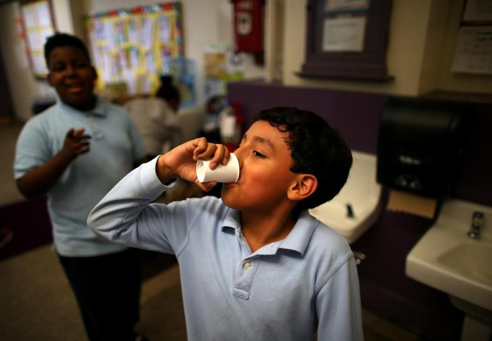 Importance of Water Fountains in Schools