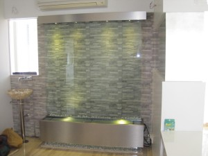 Indoor Fountain Wall