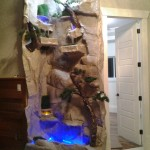 Indoor Waterfall Fountain