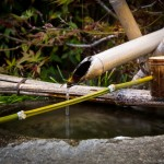 Japanese Bamboo Fountain Shishi Odoshi
