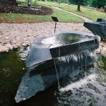 Japanese Stone Water Fountains