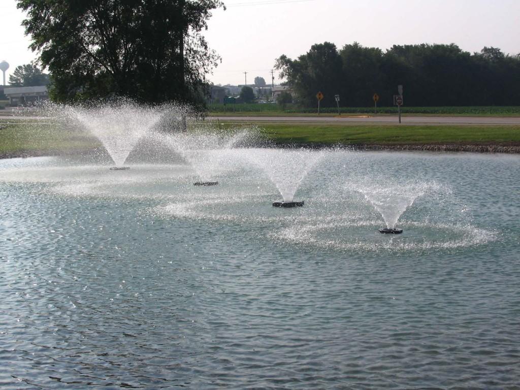 Kasco Pond Fountains
