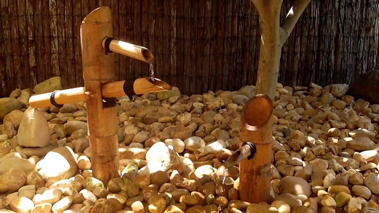 Kill Bill Bamboo Water Fountain