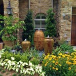Landscape Design Water Fountains