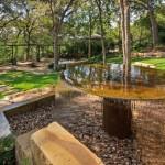 Landscape Water Fountains Ideas