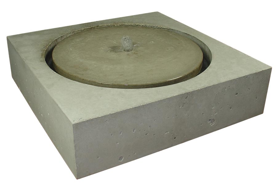 Large Concrete Water Fountains