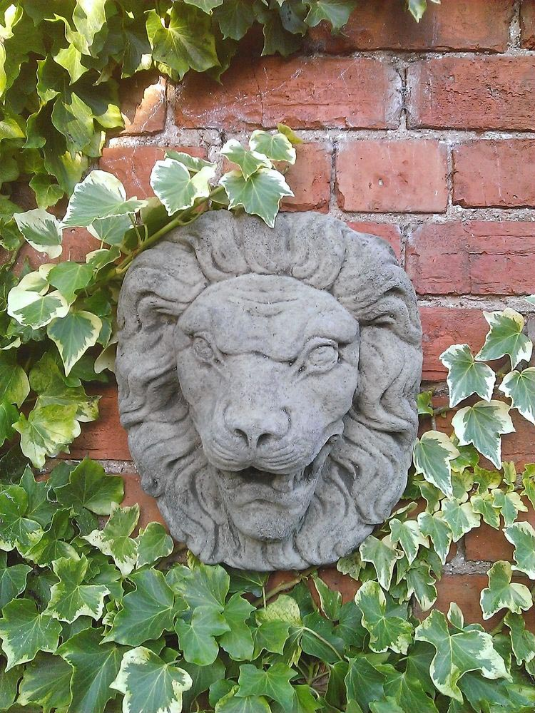 Lion Face Water Fountain