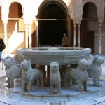 Lion Fountain Alhambra