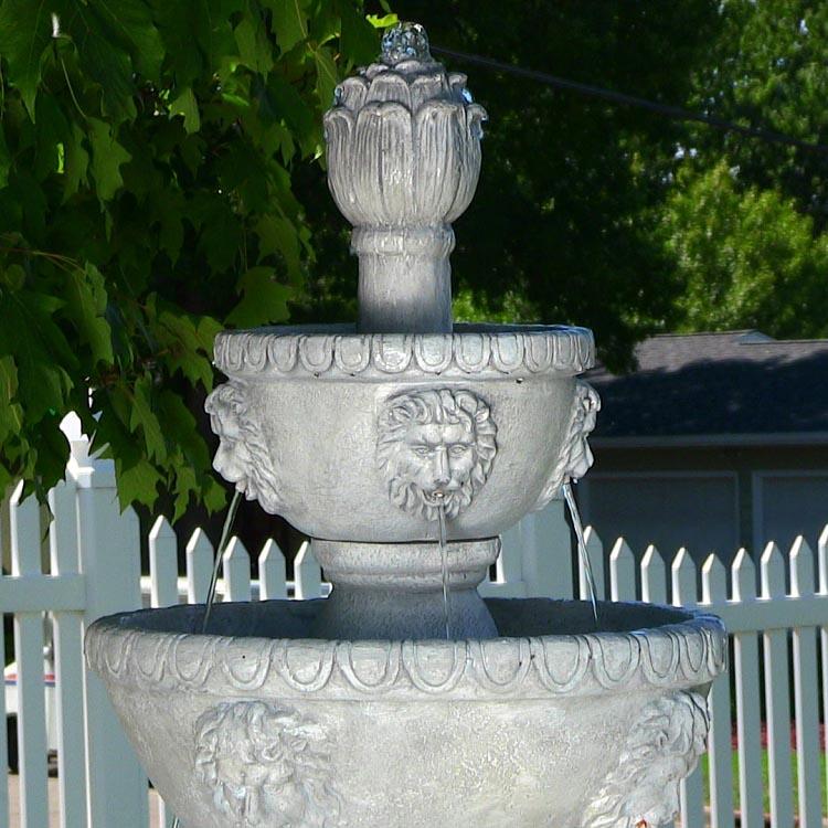 Lion Head Water Fountains