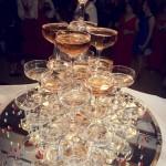 Make a Champagne Fountain