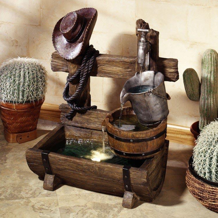 Modern Indoor Water Fountains