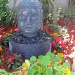 Outdoor Buddha Fountain