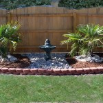Outdoor Concrete Water Fountains