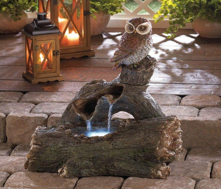 Outdoor Decor Fountains